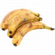 Банан 2 сорт, 1 кг, фасовка 1-1.2 кг