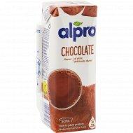 Напиток соевый «Alpro» шоколад, 250 мл.