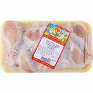 Мясо птицы «Голень» цыпленка-бройлера замороженная, 1 кг., фасовка 0.55-0.75 кг