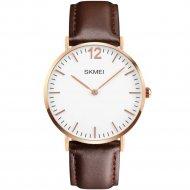 Наручные часы «Skmei» 1181C, коричневые