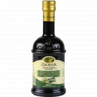 Масло оливковое нерафинированное