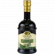 Масло оливковое нерафинированное «Colavita» средиземноморское, 0.5 л.