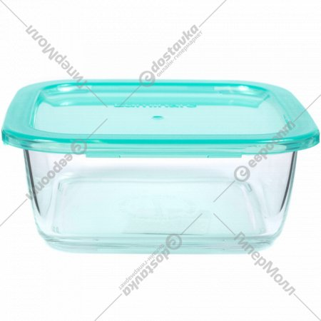 Контейнер «Keep n Box Lagon» стеклянный с пластиковой крышкой, 1,22 л.