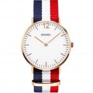 Наручные часы «Skmei» 1181C, сине-бело-красные