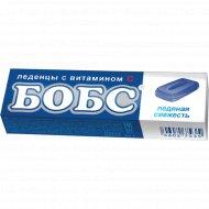 Леденцы «Бобс» ледяная свежесть, 35 г