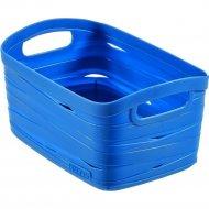 Корзина «Curver» ribbon xs, 221161, синий, 33 л, 240x170x120 мм.