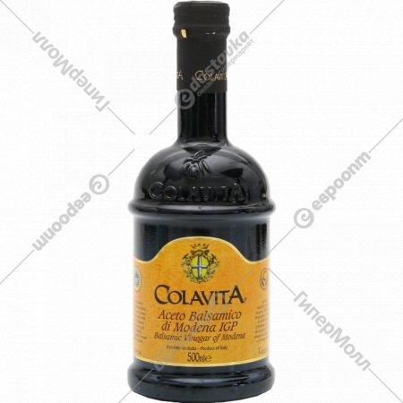 Уксус бальзамический «Colavita» из модены, 500 мл.