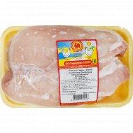 Филе цыпленка-бройлера «Рассвет» замороженное, 1 кг, фасовка 0.8-1.1 кг