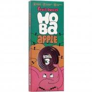 Конфеты фруктово-ягодные «Хоба» яблоко, 30 г