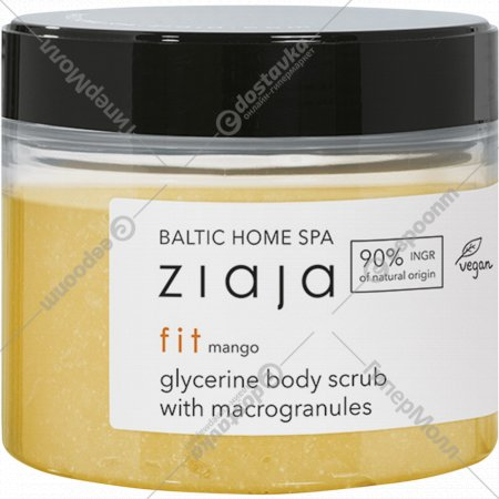 Скраб для тела «Ziaja» Baltic Home Spa с макрогранулами, 300 мл