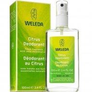 Дезодорант «Weleda» цитрусовый, 100 мл