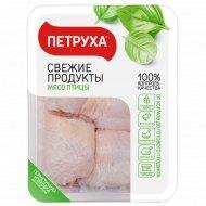 Бедро цыплёнка-бройлера «Петруха» 1 кг., фасовка 0.6-0.8 кг