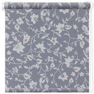 Рулонная штора «АС Март» Весна, серый, 38х175 см