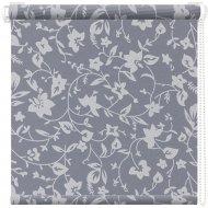 Рулонная штора «АС Март» Весна, серый, 43х175 см
