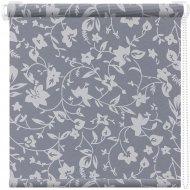 Рулонная штора «АС Март» Весна, серый, 48х175 см