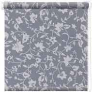 Рулонная штора «АС Март» Весна, серый, 52х175 см