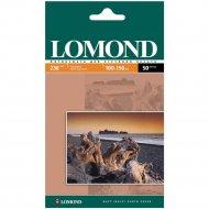 Фотобумага «Lomond» 0102034, A6, 50 л.