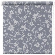 Рулонная штора «АС Март» Весна, серый, 67х175 см