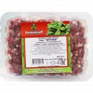 Фарш из говядины «Святочный» охлажденный, 1 кг., фасовка 0.8-1 кг