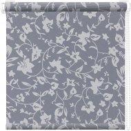 Рулонная штора «АС Март» Весна, серый, 78х175 см