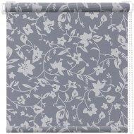 Рулонная штора «АС Март» Весна, серый, 85х175 см