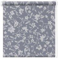 Рулонная штора «АС Март» Весна, серый, 90х175 см