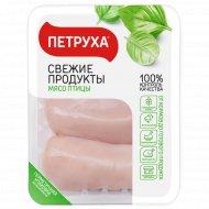 Филе цыплёнка-бройлера «Петруха» 1 кг., фасовка 0.5-0.9 кг