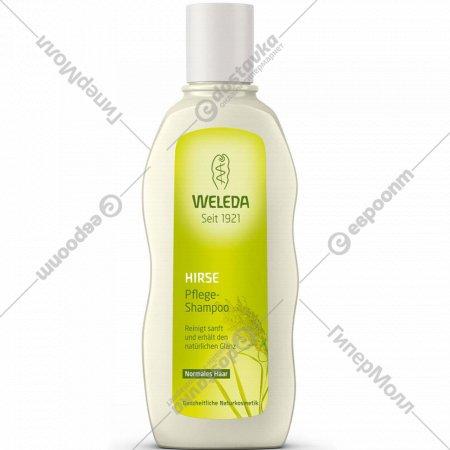 Шампунь с просом «Weleda» для нормальных волос, 190 мл