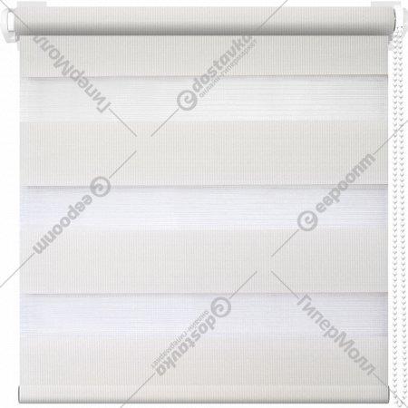 Рулонная штора «АС Март» Кентукки, белый, 38х160 см