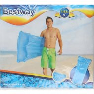 Матрас надувной «Bestway» Делюкс, 44013 BW, голубой, 183х76 см