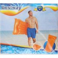 Матрас надувной «Bestway» Делюкс, 44013 BW, оранжевый, 183х76 см