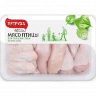 Микс цыпленка-бройлера «Петруха» охлажденный 1 к., фасовка 1.2-1.7 кг