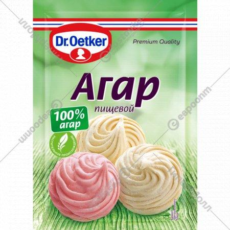 Агар пищевой «Д-р Оеткер» 7 г