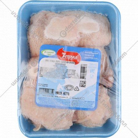 Бедро цыплёнка-бройлера «Петруха» замороженное, 1 кг., фасовка 0.75-1.2 кг