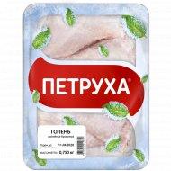 Голень цыплёнка-бройлера «Петруха» замороженная 1 кг., фасовка 0.8-1.2 кг