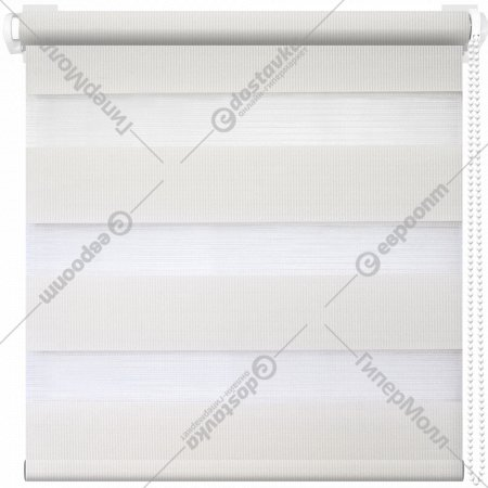 Рулонная штора «АС Март» Кентукки, белый, 78х160 см