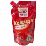 Кетчуп «Gusto» томатный 300 г