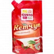 Кетчуп «Gusto» нежный 300 г