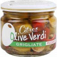 Оливки на гриле «Citres» в масле, 230 г.