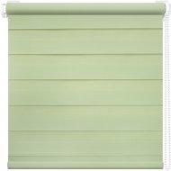Рулонная штора «АС Март» Кентукки, фисташковый, 38х160 см
