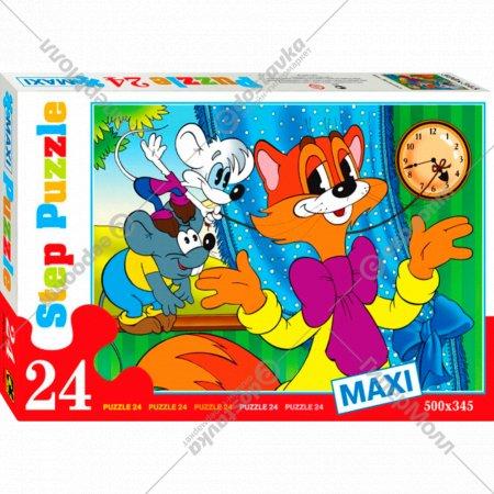 Мозаика «Мaxi» кот леопольд, 24 шт.