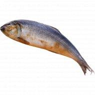 Сельдь атлантическая крупная жирная пряного посола, 1 кг., фасовка 0.45-0.55 кг