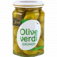 Оливки зеленые крупные