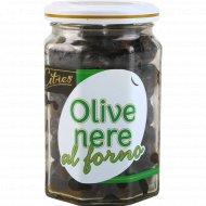 Оливки вяленные черные «Citres» с косточкой, 190 г.
