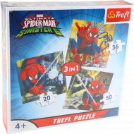 Игрушка-пазл «Человек паук».