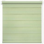 Рулонная штора «АС Март» Кентукки, фисташковый, 85х160 см