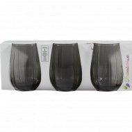 Комплект из 3-х стаканов «Линка» 380 мл.