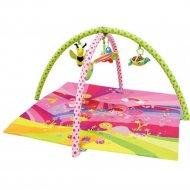 Игровой коврик «Lorelli» Сказка 89x84 розовый.