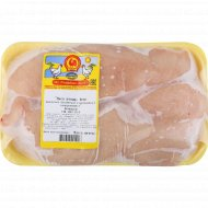 Филе цыпленка-бройлера первого сорта, 1 кг., фасовка 0.7-0.9 кг