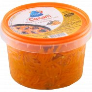 Салат «Морковь пикантная с грибами» 350 г.